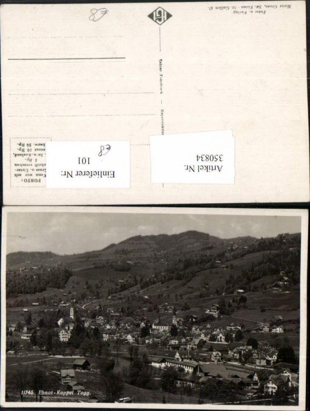 350834,Ebnat-Kappel Togg Totale Kt St Gallen