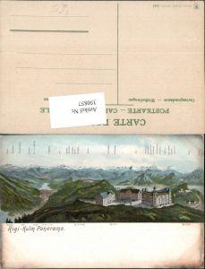 350857,Rigi-Kulm Panorama Bergkulisse Kt Schwyz pub Künzli Tobler 1039