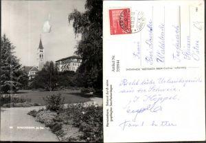 350944,Romanshorn See-Park Kirche Kt Thurgau