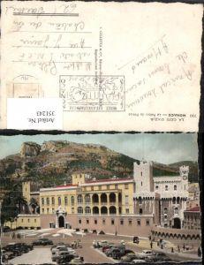 351243,Monaco Le Palais du Prince Palast