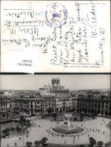 351947,Peru Lima Plaza San Martin Platz Denkmal