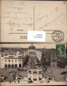 358997,Rhone-Alpes Rhone Lyon Exposition Internationale 1914 Avenue des Nations