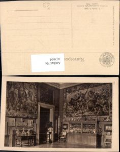 362495,Künstler Ak Liechtenstein Gemäldegalerie Wien 1. Stock 1. Saal pub J. Löwy 339