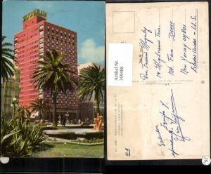 359408,Uruguay Montevideo Victoria Plaza Hotel