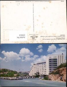 359414,Venezuela Caracas Hotel Tamanaco Gebäude