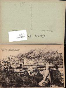 359486,Monaco Le Palais du Prince et la Montee du Palais Fürstenpalast
