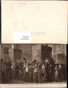 362556,Künstler Ak Boilly Le Triomphe de Marat