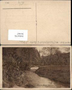 361467,Jihlava Iglau Mestske sady Fluss Wehr
