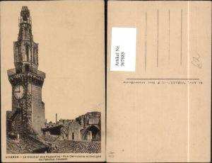 367885,Provence-Alpes-Cote-Azur Vaucluse Avignon Clocher Augustins Glockenturm Turm