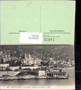 381315,Monaco Monte-Carlo Le Tir aux Pigeons et le Casino