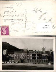 387407,Monaco Le Palais du Prince Fürstenpalast