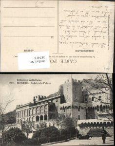 387418,Monaco Palais du Prince Fürstenpalast
