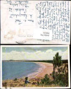 390529,Uruguay Punta Ballena Playa de Portezuelo Strand