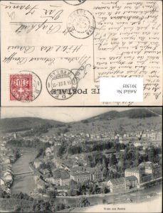 391505,Gruß aus Baden b. Zürich Totale Kt Aargau