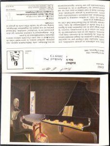 389573,Repro Künstler Ak Salvador Dali Hallucination Surrealisme Surrealismus