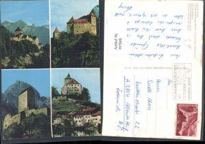 397888,Fürstentum Liechtenstein Schloss Vaduz Gutenberg Sargans Werdenberg Mehrbildkarte