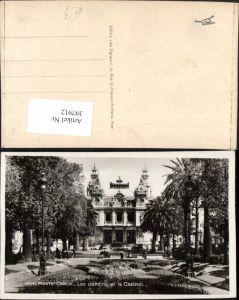 397912,Monaco Monte-Carlo Les Jardins et le Casino Park