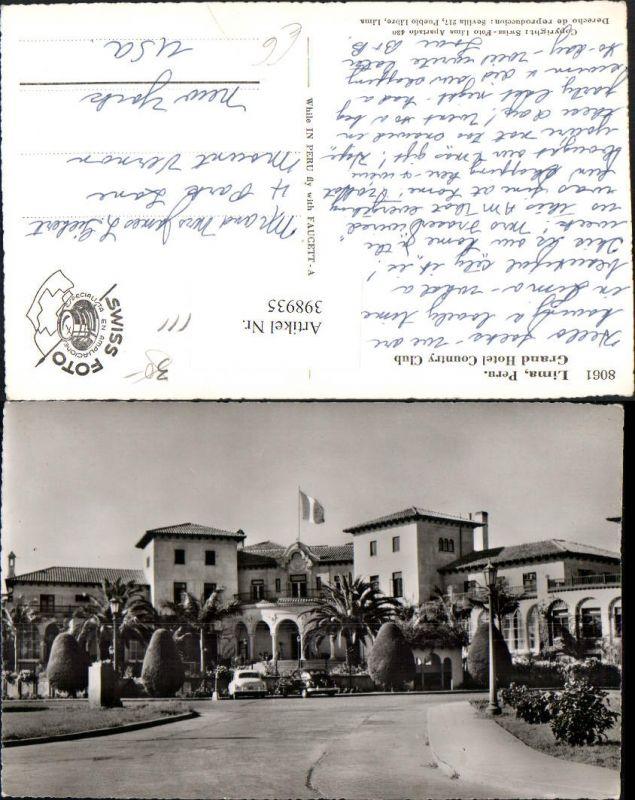 398935,Peru Lima Grand Hotel Country Club