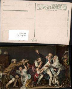 402887,Stengel Co 29024 Künstler Jean Baptiste Greuze Der väterliche Fluch Streit