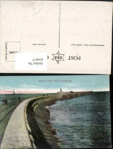 410477,England South Shields South Pier Mole