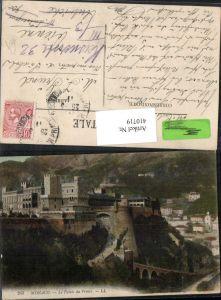 410719,Monaco Le Palais du Prince Palast