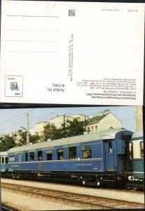 411901,Lokomotive Eisenbahn Speisewagen WR 4250 Baujahr 1916 Sonderfahr Wien 1983