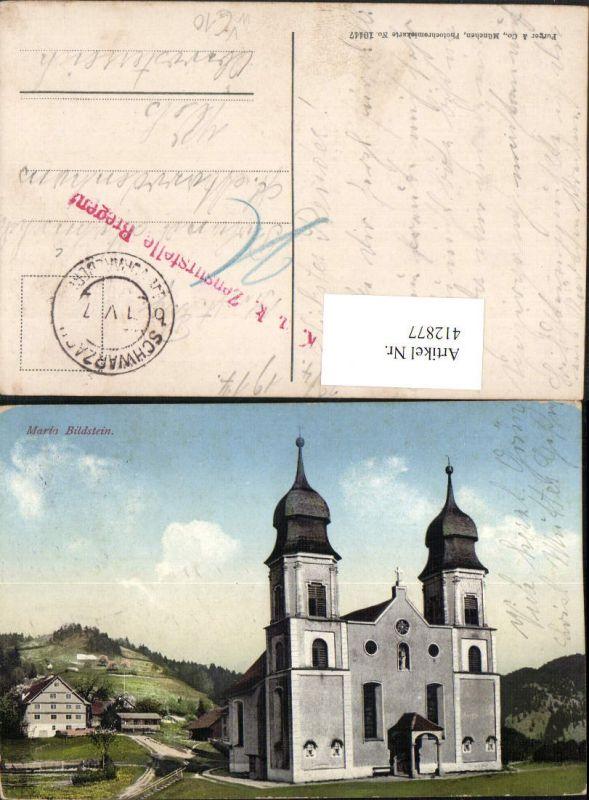 412877,Maria Bildstein Kirche Kt St Gallen pub Purger & Co 10447