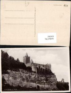 416561,Rudelsburg Burg b. Bad Kösen