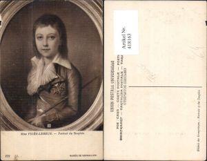418163,Künstler Ak Mme Vigee-Lebrun Portrait du Dauphin Adel Monarchie Frankreich
