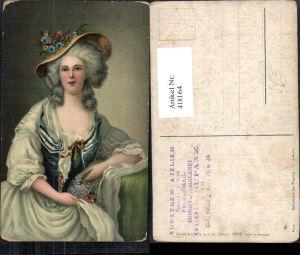 418164,Künstler Ak Le Brun Elisabeth de France Adel Monarchie Frankreich pub Stengel Co 29218