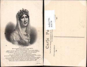 418174,Künstler Ak Josephine Adel Monarchie Frankreich