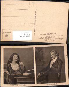418222,Charlotte v. Schiller Friedrich Schiller Kunst Wissenschaft