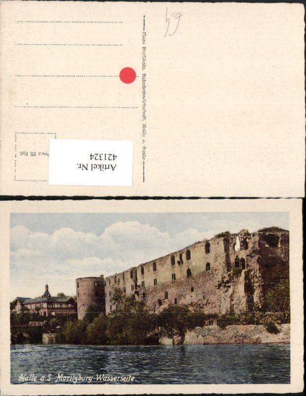 421324,Halle an d. Saale Moritzburg