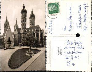 421470,Naumburg an d. Saale Dom Kirche