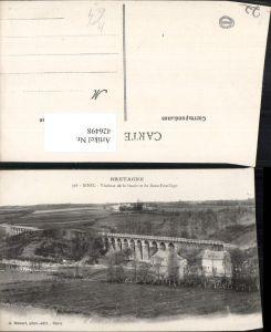 426498,Bretagne Cote-Amor Binic Viaducs de la Hasee et du Beau-Feuillage Viadukt