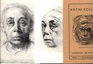 430604,Künstler Ak Radierungen 10 Stk. Käthe Kollwitz Sammelmappe