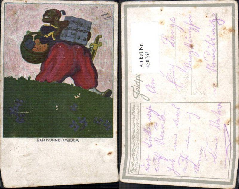 430761,Reklame W. Bechstein Der Kühne Räuber Pelikan Günther Wagner Hannover u. Wien