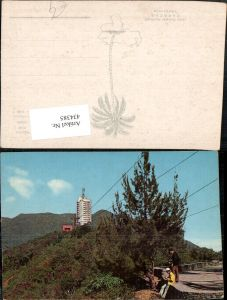 434385,Venezuela Caracas Hotel Sheraton Humboldt Seilbahn