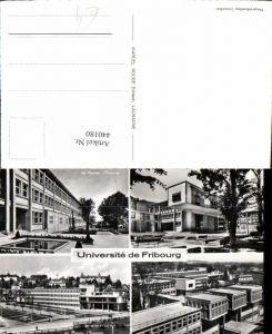 440180,Fribourg Freiburg Universite Universität Mehrbildkarte