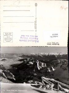 440310,Säntis Ostpanorama Bergkulisse Kt Appenzell