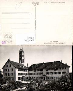 440338,Küssnacht Kantonales Lehrerseminar Gebäude Kt Zürich