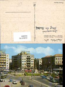 442009,Syria Damascus Damaskus Martyrs Square Platz Monument