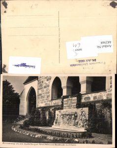 442568,Fürstentum Liechtenstein Schaan 1932 Enthüllung d. Fürst Johannes Denkmals