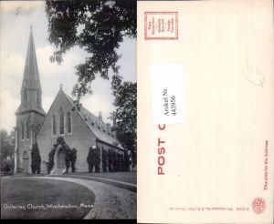 442956,Massachusetts Winchendon Unitarian Church Kirche