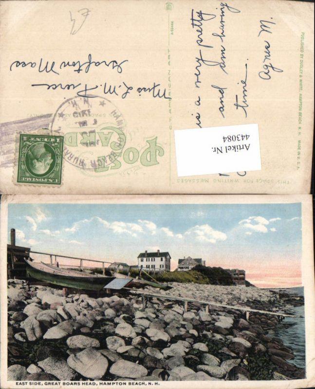 443084,New Hampshire Hampton Beach Great Boars Head Küste