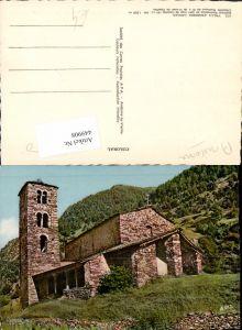 449908,Andorra Canillo Esglesia Romanica de Sant Joan de Casellas Kirche