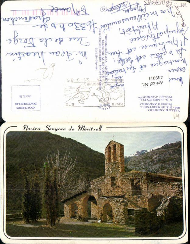 449911,Andorra Meritxell Nostra Senyora Kirche