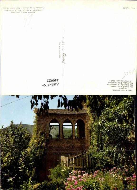 449922,Andorra Ordino Un Reco Pintoresc Gebäude Fenster