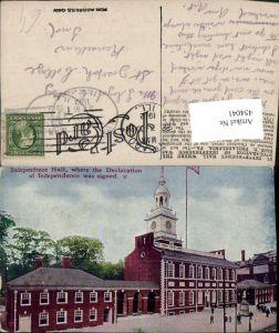 454041,Pennsylvania Philadelphia Independence Hall Gebäude