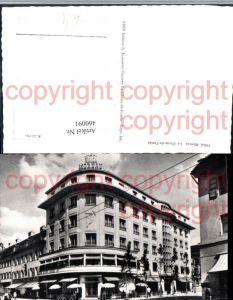 460091,Le Chaux-de-Fonds Hotel Moreau Kt Neuenburg